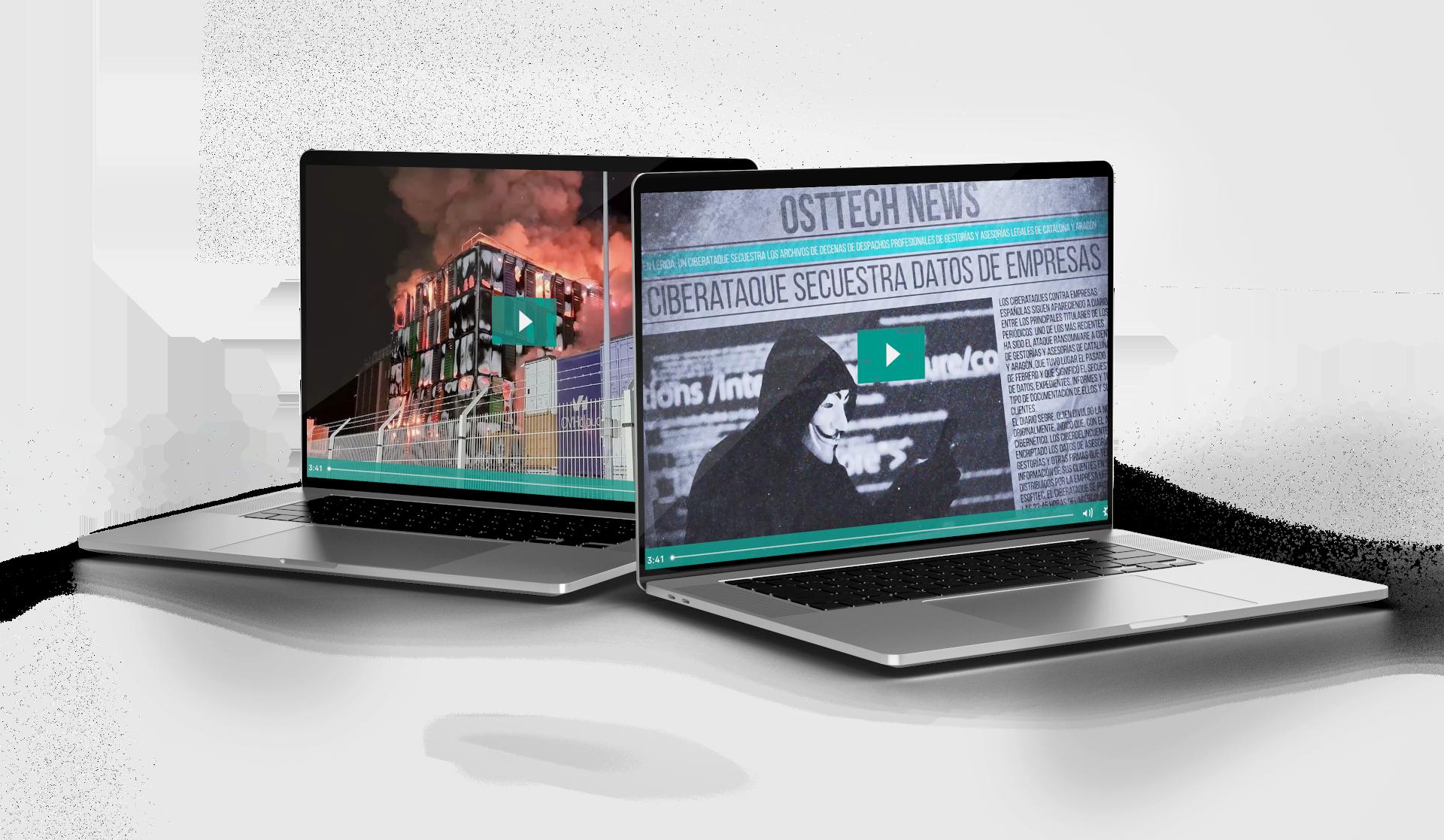 Tecnologías para evitar pérdida de datos por ciberataques, accidentes, robos, sabotajes e incluso, errores humanos